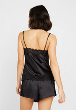 Load image into Gallery viewer, Ralph Lauren Camisole Short Set - Black