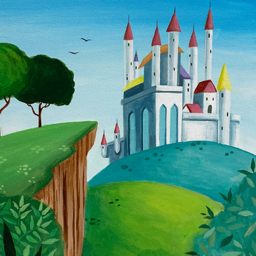 3-Day Workshop: Create your own Fairy Tale