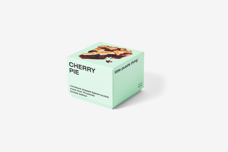 Little Puzzle Thing Series 4 Cherry Pie