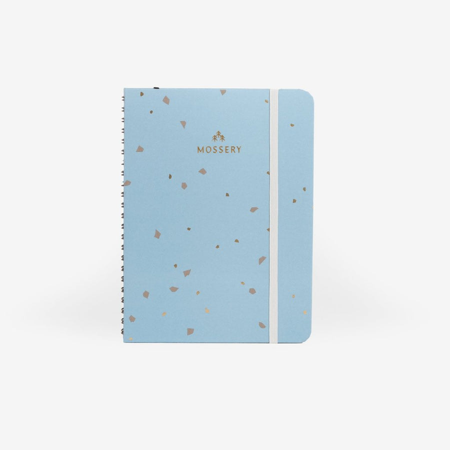 Undated Planner - Almond Blossoms