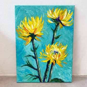 Impressionist Painting (Palette Knife) Workshop