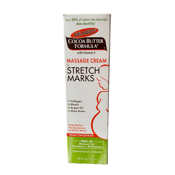 Stretch Marks Massage Cream 125g