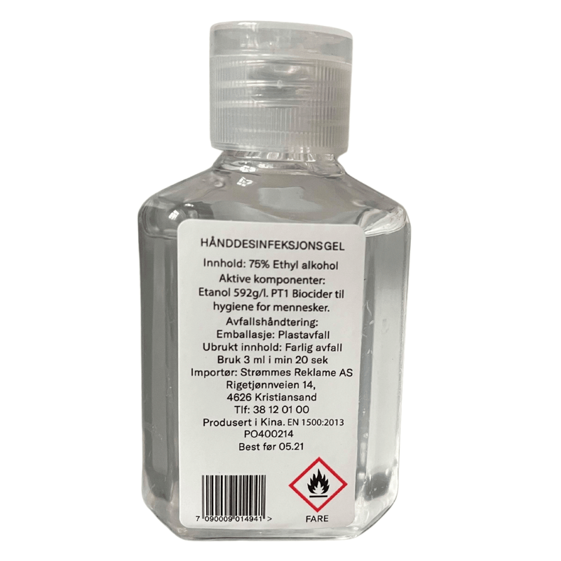 Hand Sanitizer 60ml