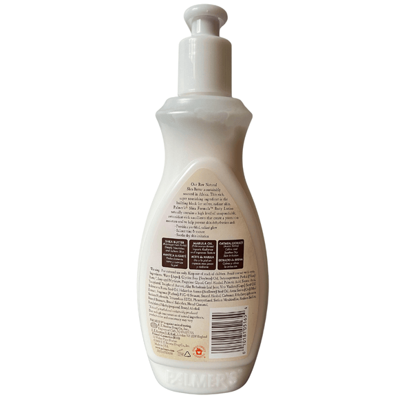 Raw Shea Body Lotion 400ml