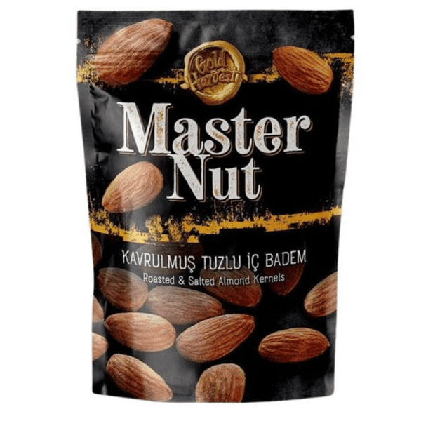 Roasted & Salted Almond Kernels  200 g