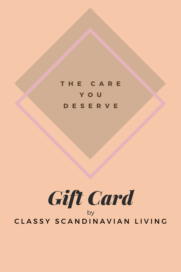 The care you deserve