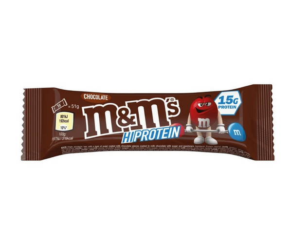 M&M Protein Bar Chocolate 51g