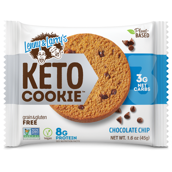 Lenny & Larry KETO Cookies Chocolate Chip 45 g