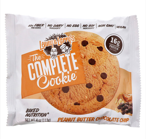 Lenny & Larry Protein Cookie, Peanut Butter Chocolate C 113g