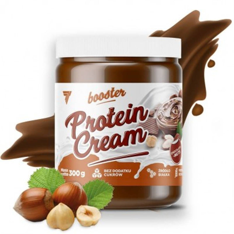 Booster Protein Cream 300g - Chocolate-Nuts