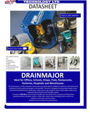 Drain pump Drain Major RTS60SL - Carriage & VAT Included