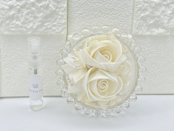 [#sc-2020pw] 【Crystal 2020】Sola Crystal Pure White