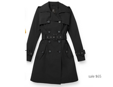 Load image into Gallery viewer, https://www.nyandcompany.com/Belted-Trenchcoat-7th-Avenue/A-prod17230001?cid=sem_psg_shopping_Accessories_Belts&cct=nonbrand&_cclid=Google_Cj0KCQiA7qP9BRCLARIsABDaZzhCr5oPWZu-twyF9G4h3O-1F5nZdiyXlNiDLF3dL3nApaAKsTXAIwQaAoWYEALw_wcB&gclid=Cj0KCQiA7qP9BRCLARIsABDaZzhCr5oPWZu-twyF9G4h3O-1F5nZdiyXlNiDLF3dL3nApaAKsTXAIwQaAoWYEALw_wcB