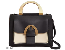 Load image into Gallery viewer, https://www.bloomingdales.com/shop/product/zac-zac-posen-biba-small-color-block-tote?ID=3491373&CategoryID=16958