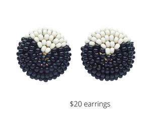 https://inkalloy.com/products/black-and-white-button-post-earring