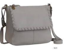 Load image into Gallery viewer, https://www.thesak.com/products/margarita-flap-crossbody?variant=21393515249722&gclid=EAIaIQobChMI2uT5qcrY6wIVC9bACh2FdA25EAQYBCABEgJOmvD_BwE