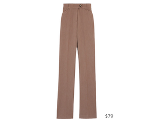 https://www.express.com/clothing/women/high-waisted-horn-button-tab-barely-boot-columnist-pant/pro/07240899/color/Brown/e/regular/