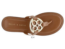 Load image into Gallery viewer, https://www.dsw.com/en/us/product/kelly-and-katie-dahlin-sandal/479505?activeColor=651&rrec=true