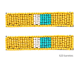 https://inkalloy.com/collections/hair-accessories/products/yellow-turquoise-ivory-beaded-hair-clip-2-25-2-pack