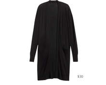 Load image into Gallery viewer, https://oldnavy.gap.com/browse/product.do?pid=599688012&pcid=999&vid=1&&searchText=long+cardigan#pdp-page-content
