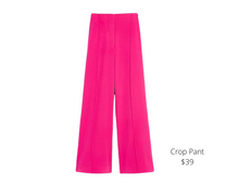 Load image into Gallery viewer, https://www.express.com/clothing/women/high-waisted-cropped-wide-leg-pant/pro/09241244/color/Neon%20Berry/e/regular/