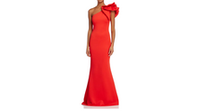 Load image into Gallery viewer, https://www.bloomingdales.com/shop/product/aqua-one-shoulder-scuba-gown-100-exclusive?ID=2730231&CategoryID=2910