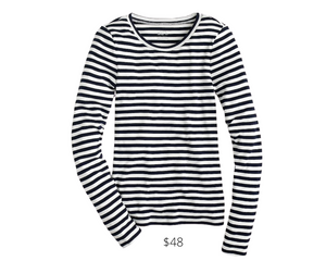 https://www.jcrew.com/p/womens_category/shirts_tops/slim-perfect-longsleeve-tshirt-in-stripes/J1638?color_name=navy-ivory