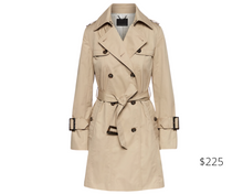 Load image into Gallery viewer, https://bananarepublic.gap.com/browse/product.do?pid=361557012&pcid=999&vid=1&searchText=trench+coat#pdp-page-content