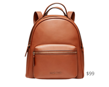 Load image into Gallery viewer, https://www.colehaan.com/grand-ambition-mini-backpack-british-tan-leather/192004842677.html?src=googleshopping&glCountry=US&glCurrency=USD&utm_source=google&utm_medium=cpc&utm_campaign=cp_pla_nonbrand&gclid=EAIaIQobChMIzrnD1JS56gIVwsDACh0-tQrWEAQYBSABEgL0V_D_BwE