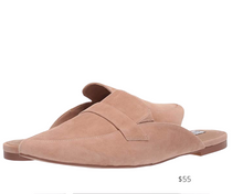 Load image into Gallery viewer, https://www.zappos.com/p/steve-madden-flavor-flat-mule-tan-suede/product/9224984/color/677