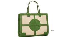 Load image into Gallery viewer, https://www.toryburch.com/ella-canvas-quadrant-tote-bag/73210.html?color=367