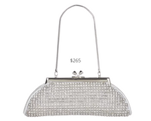 Load image into Gallery viewer, https://www.bloomingdales.com/shop/product/sondra-roberts-rhinestone-clutch?ID=594986