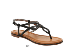Load image into Gallery viewer, https://www.dsw.com/en/us/product/kelly-and-katie-peggie-sandal/475212