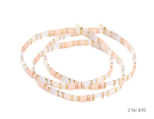 Load image into Gallery viewer, https://www.anthropologie.com/shop/sunshine-stretch-bracelet?color=066&size=One+Size&inventoryCountry=US&countryCode=US&gclid=EAIaIQobChMIxvfmq_DD6gIVC77ACh0nKAAlEAQYBiABEgIwRvD_BwE&gclsrc=aw.ds&type=STANDARD&quantity=1