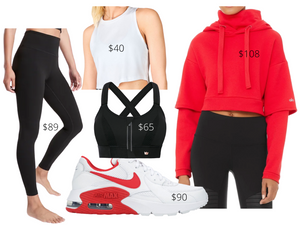 Pear Shape Workout Wear