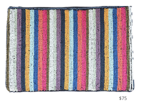 https://inkalloy.com/collections/all-bags/products/multi-mini-stripe-seed-bead-clutch