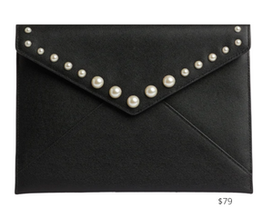 https://www.rebeccaminkoff.com/products/leo-clutch-w-pearl-studs-hs20erdc17-black?variant=31269134073950