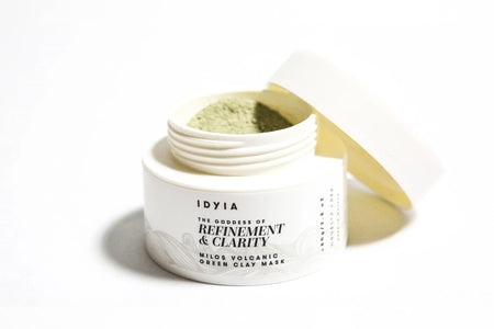 Milos Volcanic Green Clay Mask