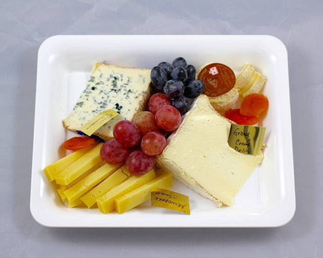 Classic French Cheese Platter
