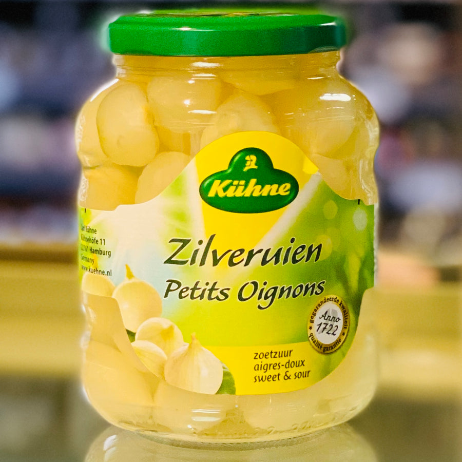 Pickled Onions - Kuhne