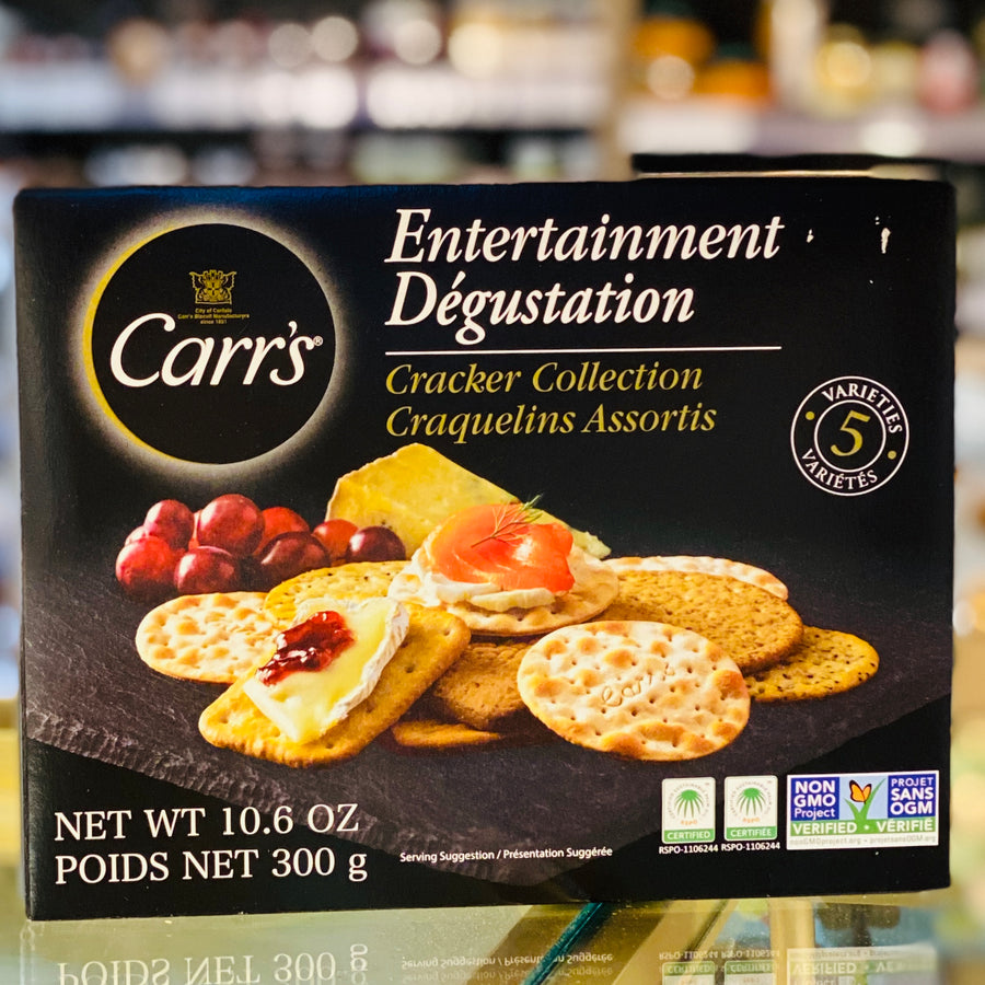 Carr's Entertainment Selection