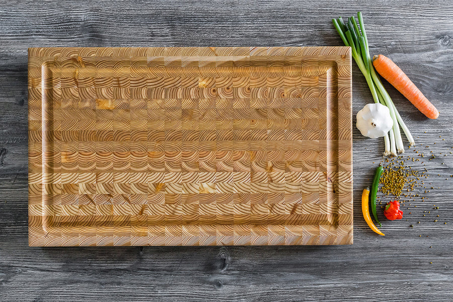 Larchwood Carving Board