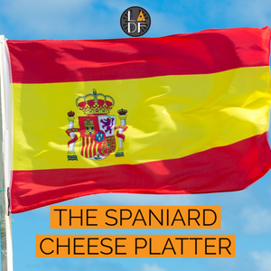 Spaniard Cheese Platter