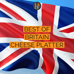 Best of Britain Cheese Platter