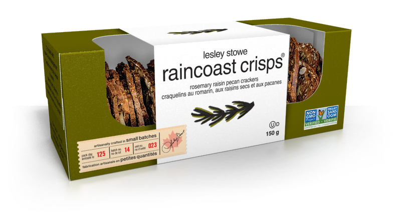 Raincoast Crips Crackers