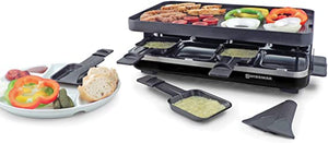 Swissmar 8 person Valais Raclette Machine