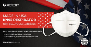 Where can i find usa made kn95 masks