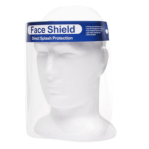 Full Length Face Shield - 5 Pack ($4.00 per shield) - Protectly