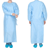 SMS Disposable Gowns AAMI Level 2 (10 Pack) - Protectly