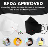 botn kf94 certified mask protectly